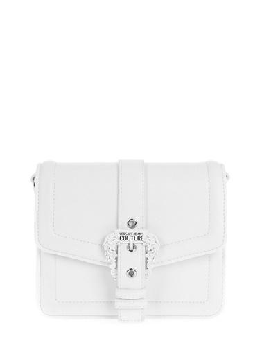 Versace Jeans Omuz Çantası Beyaz